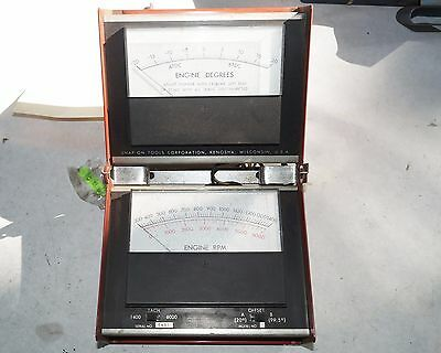 Authentic Snap-On MT 480 Diesel Timing Meter