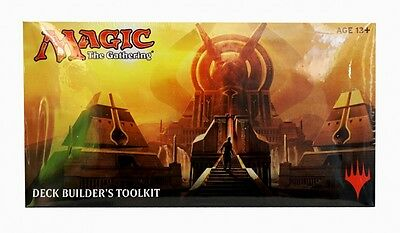 Amonkhet Deck Builder's Toolkit - englisch MtG Deckbau Box Magic the Gathering