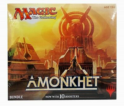 Amonkhet Bundle englisch Magic the Gathering - Fat Pack MtG Trading Card Game