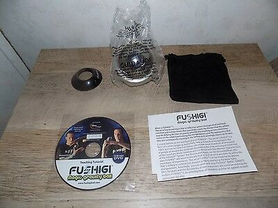 Fushigi Magic Gravity Ball As Seen On Tv - Includes Ball, Base, Bag, and Disc!