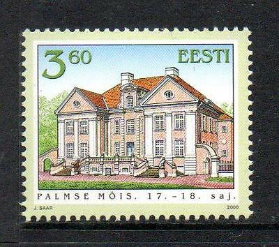 Estonia Mnh 2000 Sg372 Palmse Hall
