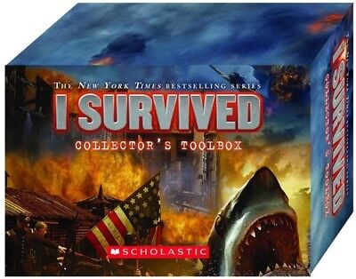 I Survived Collector's Toolbox (I Survived) [New Book] Boxed Set, Paperback