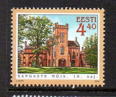 Estonia Mnh 2002 Sg417 Sangaste Hall
