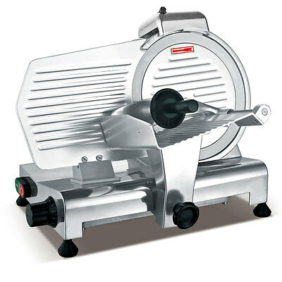 "Commercial 10"" Blade Deli Meat Slicer 320w Food Cheese Electric slicer"