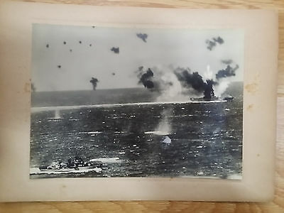 WWII Pacific war news picture-1942-# 19-Battle of the Coral Sea
