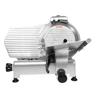 "12"" Blade 420W Commercial Meat Slicer Electric Slicer Veggies Cutter Kitchen"