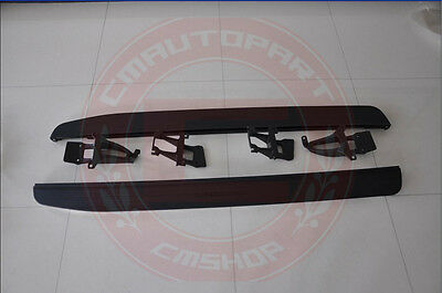For Land Rover Range Rover Sport 2014-2017 aluminium running board side step bar
