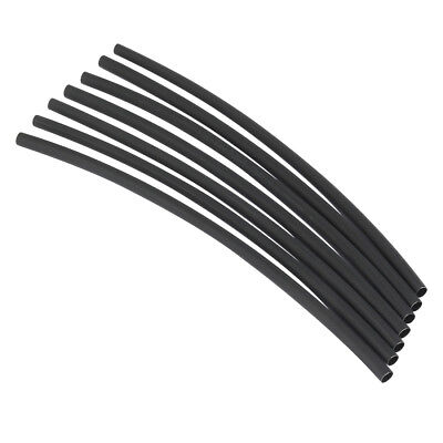 7pcs 3mm 2:1 Ratio Heat Shrink Tube Wire Wrap Cable Sleeve Tubing 140mm Length