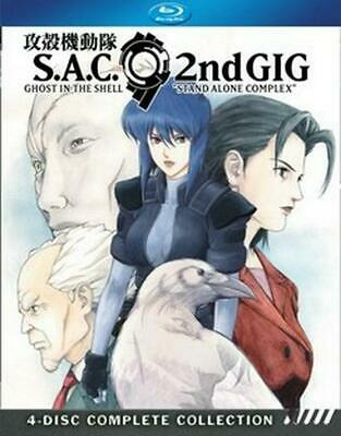 Ghost in the Shell: Stand Alone Complex: 2nd Gig Complete Collection - Blu-Ray R