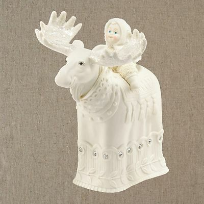 Snowbabies The Majestic Moose Figurine NEW in Gift box - 24225
