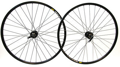 Mavic TN-317 29er/700c Disc 32H Custom Bike Wheelset QR for Shimano/SRAM NEW