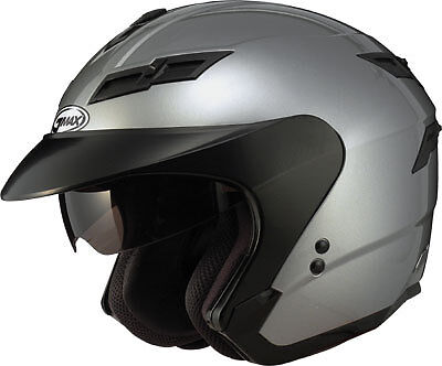 GMAX G3670473 GM67 Open Face Solid Color Helmet
