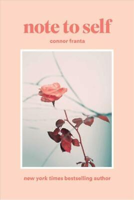 Note To Self - Franta, Connor - New Hardcover Book
