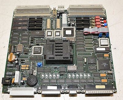 Motorola M68356ADS Development Board Evaluation Platform