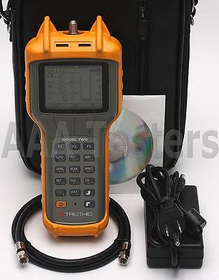 Trilithic Model Two Signal Level CATV Meter Model2 2
