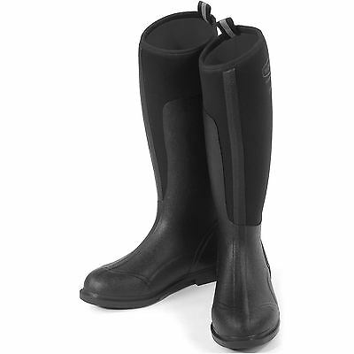 Just Togs Mens Mudster Tall Boots Reinforced Shoes Horse Riding Equestrian