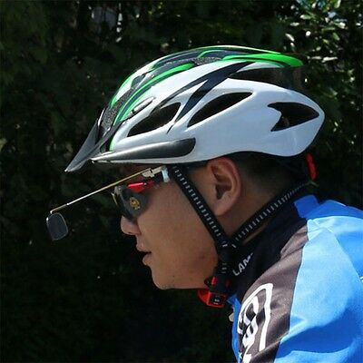 Bike Bicycle Cycling Riding Mirror Sunglasses Rearview Rear View Glasses HT