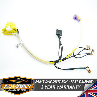Mfsw Vw Airbag Multifunction Steering Wheel Harness Cable 5K0971584C Golf Polo