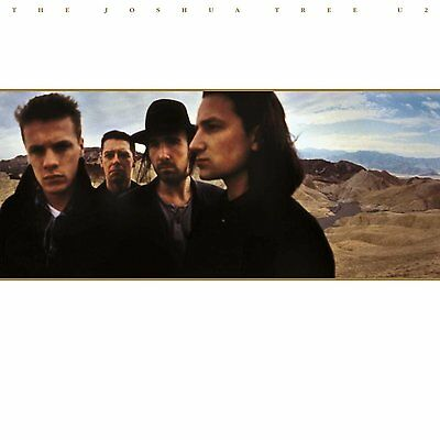 U2 THE JOSHUA TREE 30th ANNIVERSARY 2 CD DELUXE - New Release June 2nd 2017