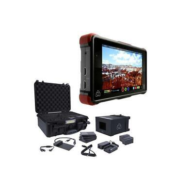 "Atomos Ninja Flame 4K HDMI 7"" Recording Monitor with Accessories Kit #ATOMNJAFL1"