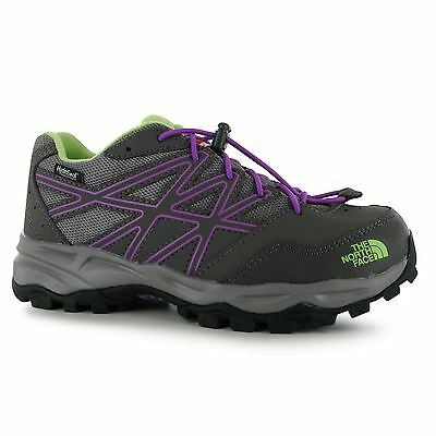 The North Face Kids Hedgehog Low Walking Shoes Junior Girls Outdoor Waterproof