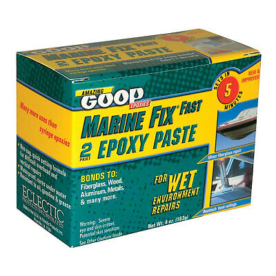 Amazing Goop Epoxies Marine Epoxy Paste 4 Oz Kit