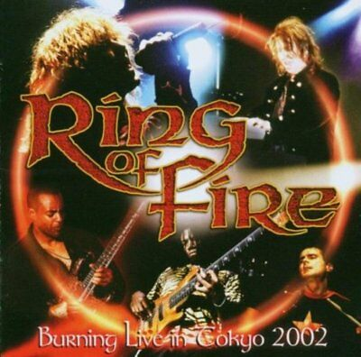 Ring Of Fire - Burning live in Tokyo 2002 2CD NEU OVP