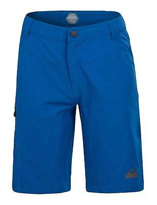 McKinley Children Boys Leisure Hiking Trekking Trousers Bermuda Tyro royal blue