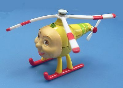 2003 Herky Helicopter Diecast from Jay Jay the Jet Plane Show USED