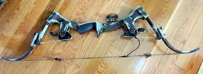 Oneida Right Hand Aero Force Compound Bow With Sight Arrow Rest Manual Modules