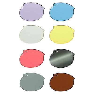 Doggles ILS Replacement Dog Sunglass Lenses Small Mirror Smoke DLSM31