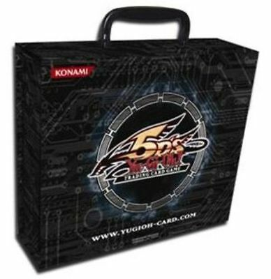 Yu-Gi-Oh 5D's Duelist Deck Carrying Case NEW Yugioh 5Ds