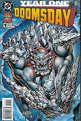 Doomsday Annual No.1 / 1995 Year One