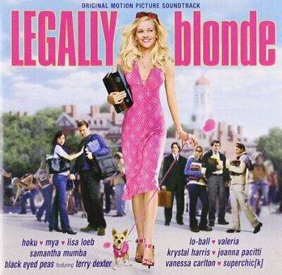 Various Artists - Legally Blonde - Various Artists CD SNVG The Cheap Fast Free