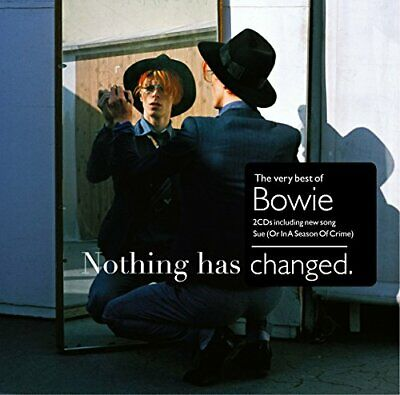David Bowie - Nothing Has Changed - David Bowie CD VAVG The Cheap Fast Free Post