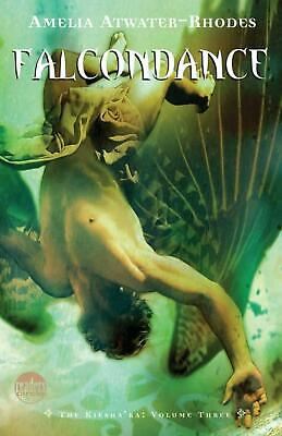 Falcondance by Amelia Atwater-Rhodes (English) Paperback Book Free Shipping!
