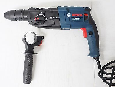 BOSCH GBH 2-28 DFV PROFESSIONAL HAMMER DRILL WITH SDS PLUS with hard case