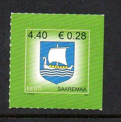 Estonia Mnh 2007 Sg540 Arms