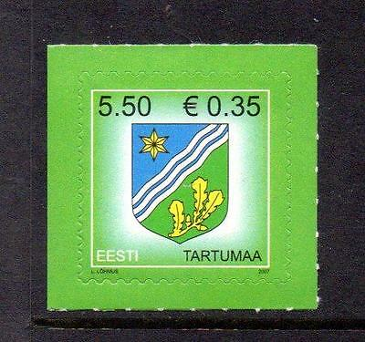 Estonia Mnh 2007 Sg552 Arms