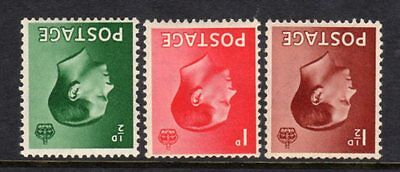 SG457-459Wi UNMOUNTED MINT