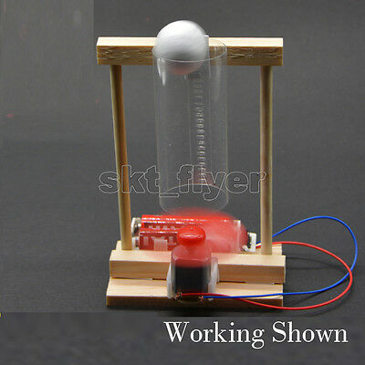 Electric Fly Fun Ball DIY Toy Hobby Educational Model Learning School Science