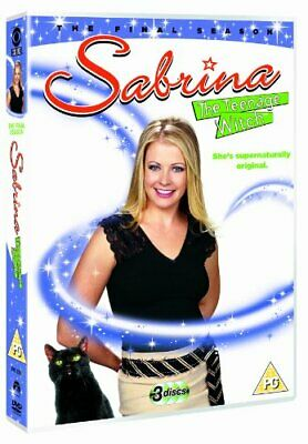 Sabrina, the Teenage Witch - The Seventh Season [2002] [DVD] - DVD  BMVG The