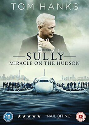 Sully: Miracle On The Hudson [DVD + Digital Download] [2017] - DVD  MXVG The