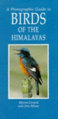 A Photographic Guide to Birds of the Himalayas (P... by Grewal, Bikram Paperback