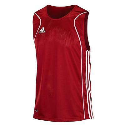 Adidas Mens Sleeveless Boxing Training Vest - NEW 2017 (Size: Medium)