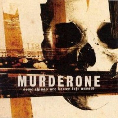 Murder One - Some Things are Better Left Unsaid CD NEU OVP