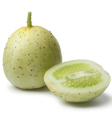 Cucumber Crystal Apple - 30 Seeds - Heritage