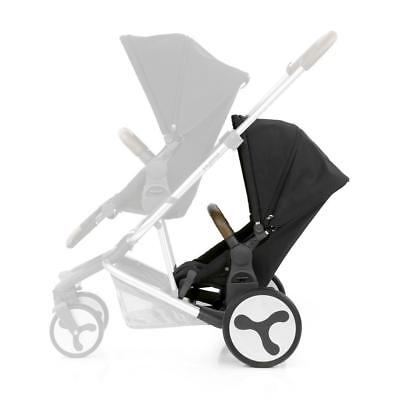 BabyStyle Hybrid Tandem Seat Unit (Phantom Black) - ON SALE! was £129