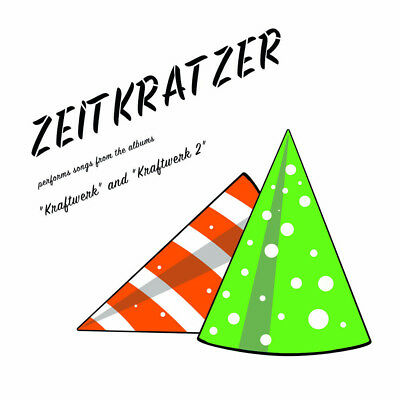 Zeitkratzer - Zeitkratzer Performs Songs From (Vinyl LP - 2017 - EU - Original)