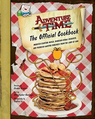 Adventure Time The Official Cookbook, Grosser, Jordan, 9781785655913